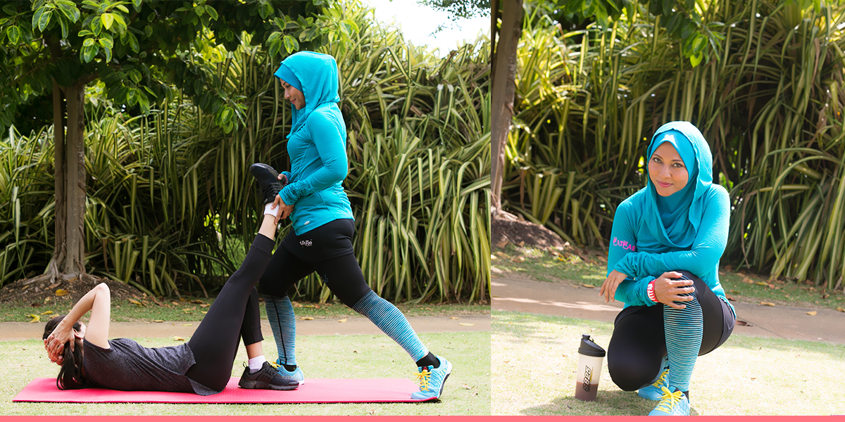 Modest Exercise by Wear FIT FAB Fundamentals - Image3