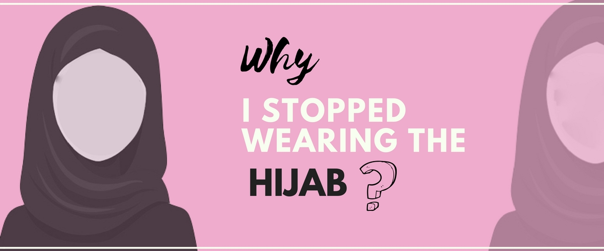 A lady wearing Hijab