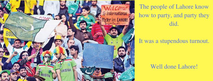 Alt=Lahore crowd, PSL 2018, PSL3