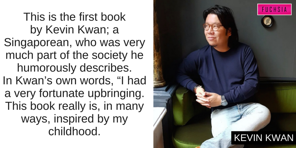 Writer of Crazy Rich Asians