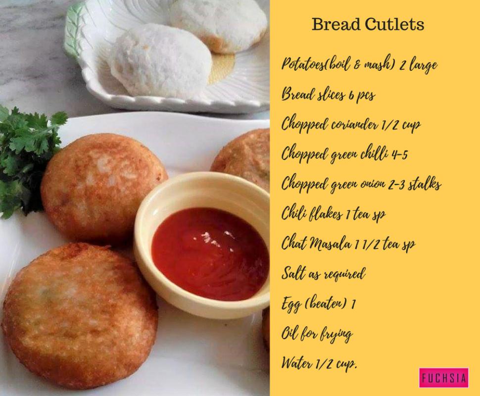 bread cutlets, ramazaan recipes, Eid recipes, ramadan recipes