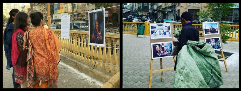 Knitted Beliefs, Salman Alam Khan, Pakistan chowk, Photography Exhibition