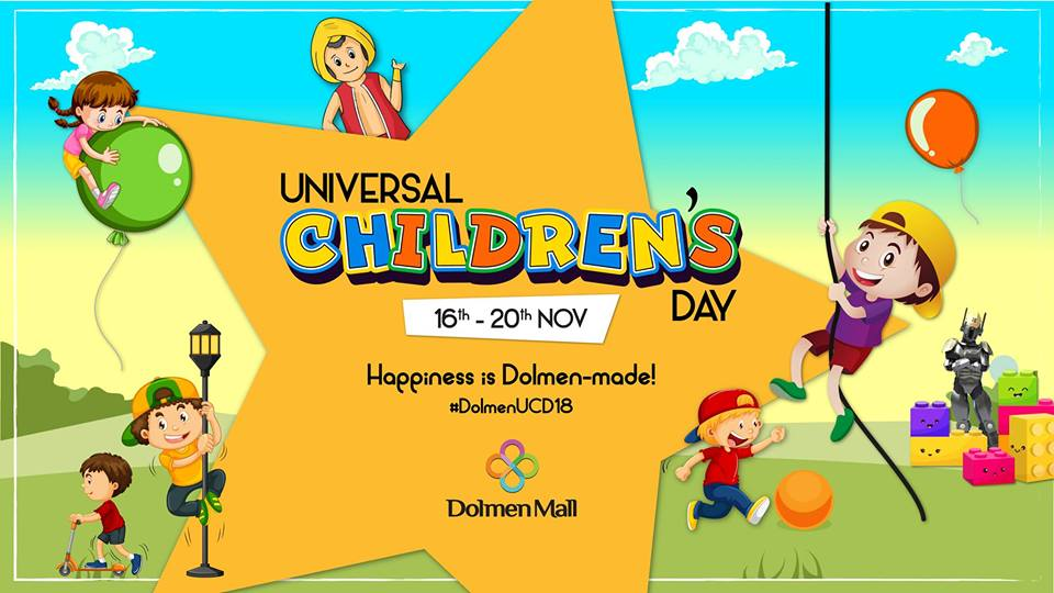 Event planner, Universal Children's Day