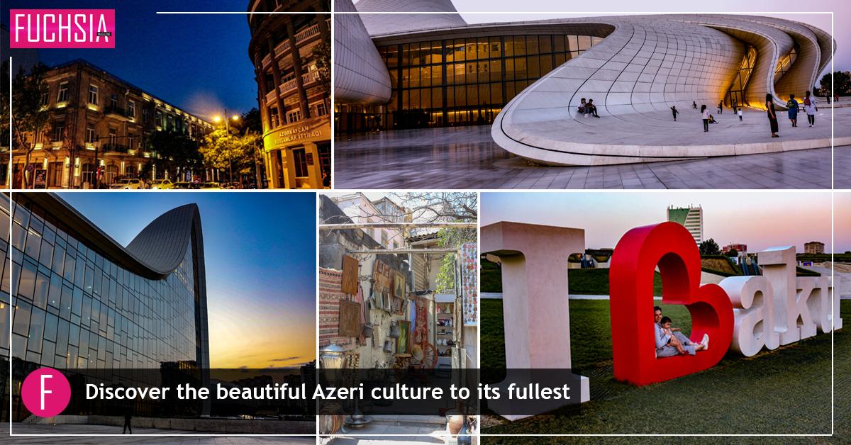FEATURE travel azerbaijan