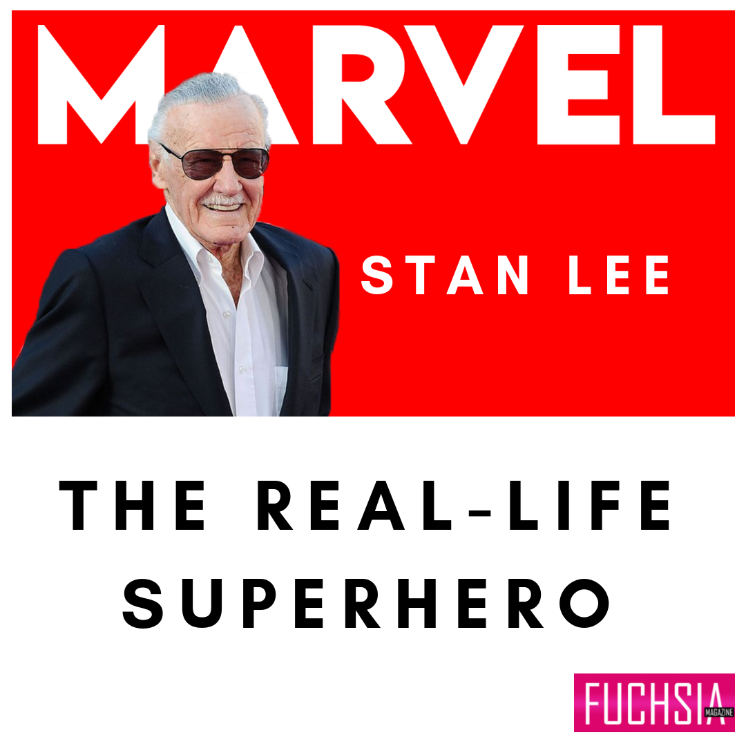 Stan Lee, Marvel Comics,