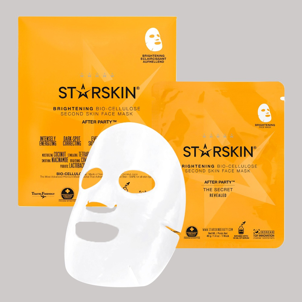 Starskin brightening mask