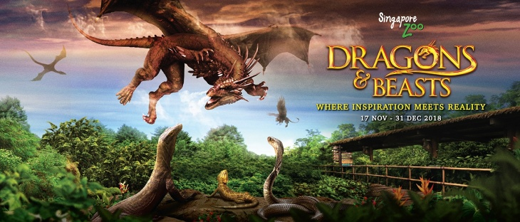 Things to do in Singapore, Dragons and Beasts, Singapore events
