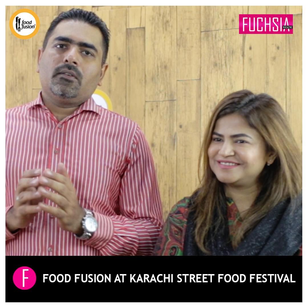 Food Fusion, Food Street, Food Festival Karachi