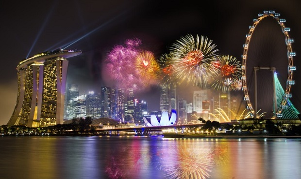 Marina Baz countdown 2019, Singapore events, Things to do in Singapore