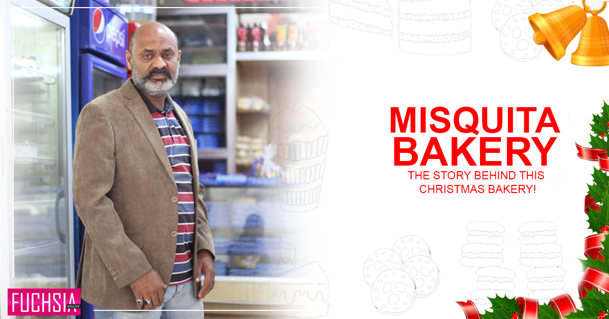 Misquita Bakery, founded by Christians, now run by Muslims
