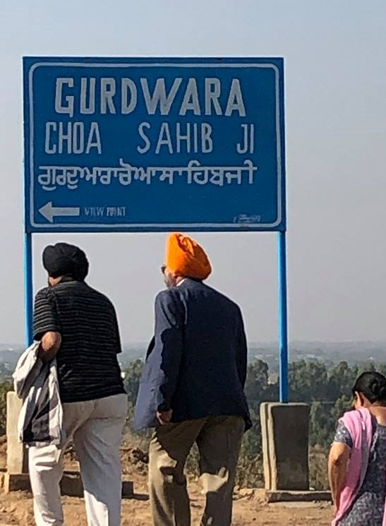 Sikh gurdwara, Kartarpur corridor