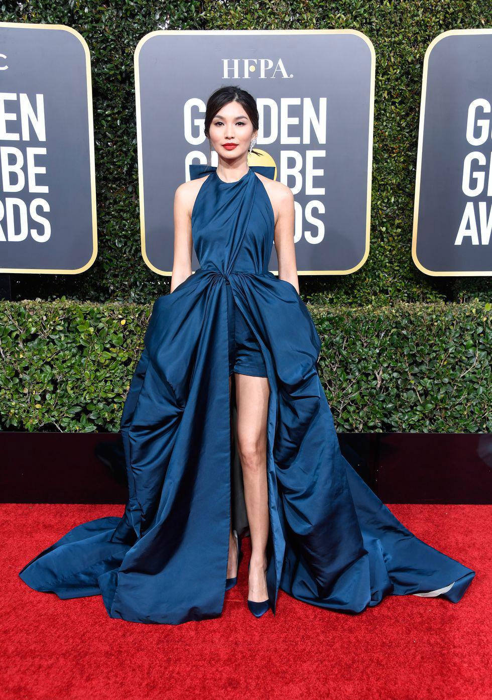 Gemma Chan, Golden Globes 2019
