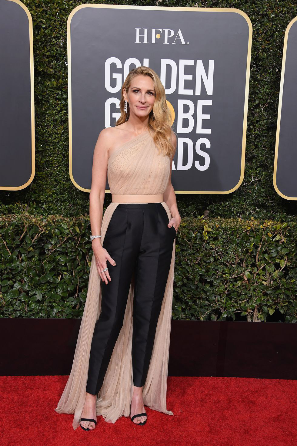Julia Roberts, Golden Globes