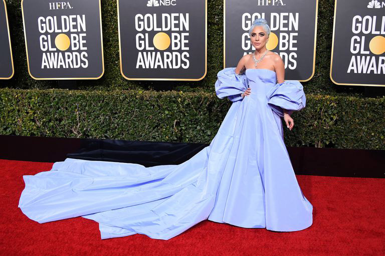 Lady Gaga, Golden Globes 2019