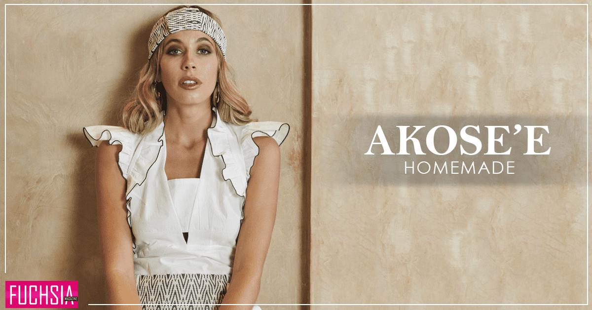 AKOSEE – HOMEMADE RESORT WEAR