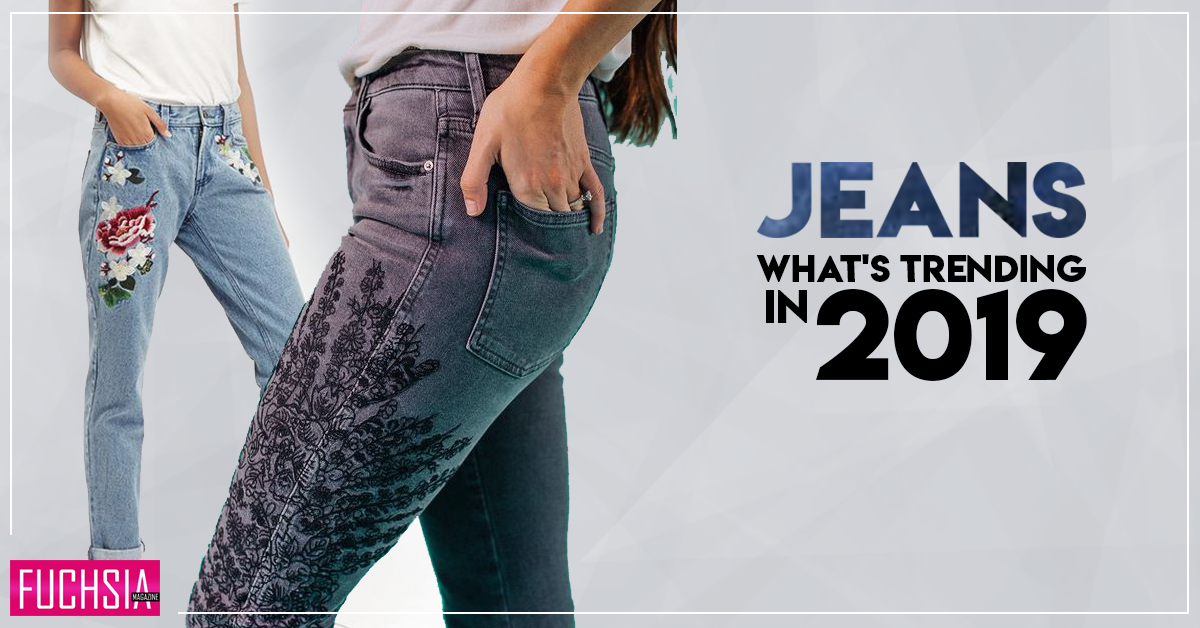 Jeans you'll be wearing in 2019 - Is Boot Cut IN or OUT, Low