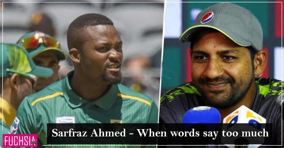 sarfraz ahmed, cricket
