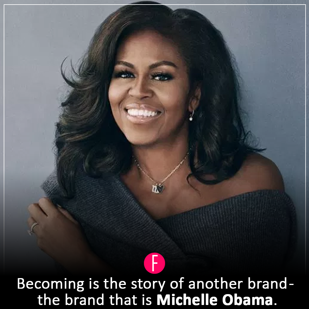 Michelle Obama's Becoming - Missing Something?