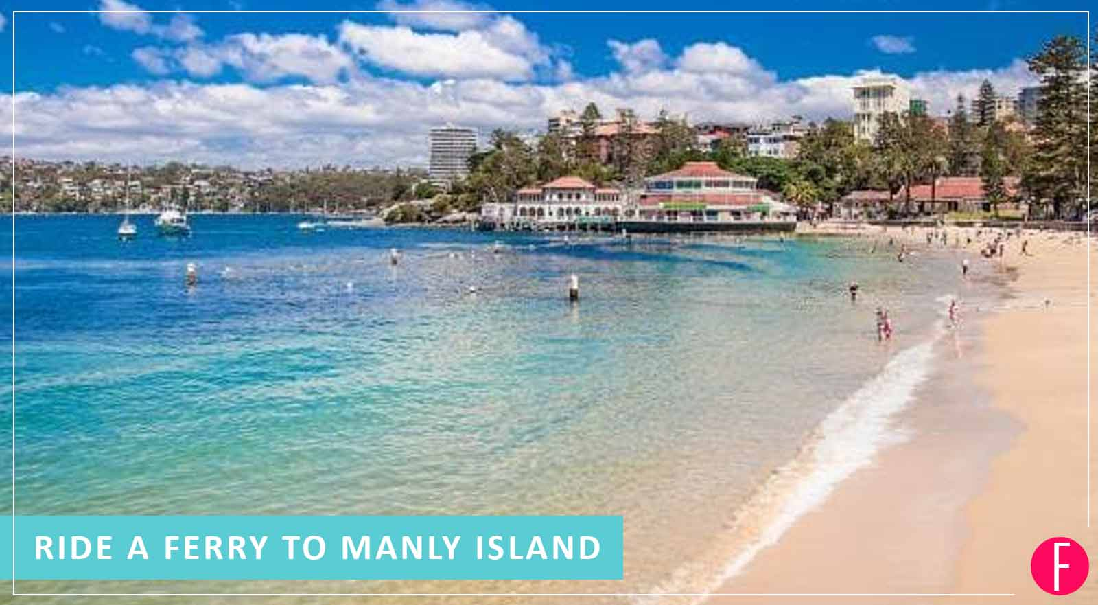 6 SIGHTS TO SEE IN SYDNEY