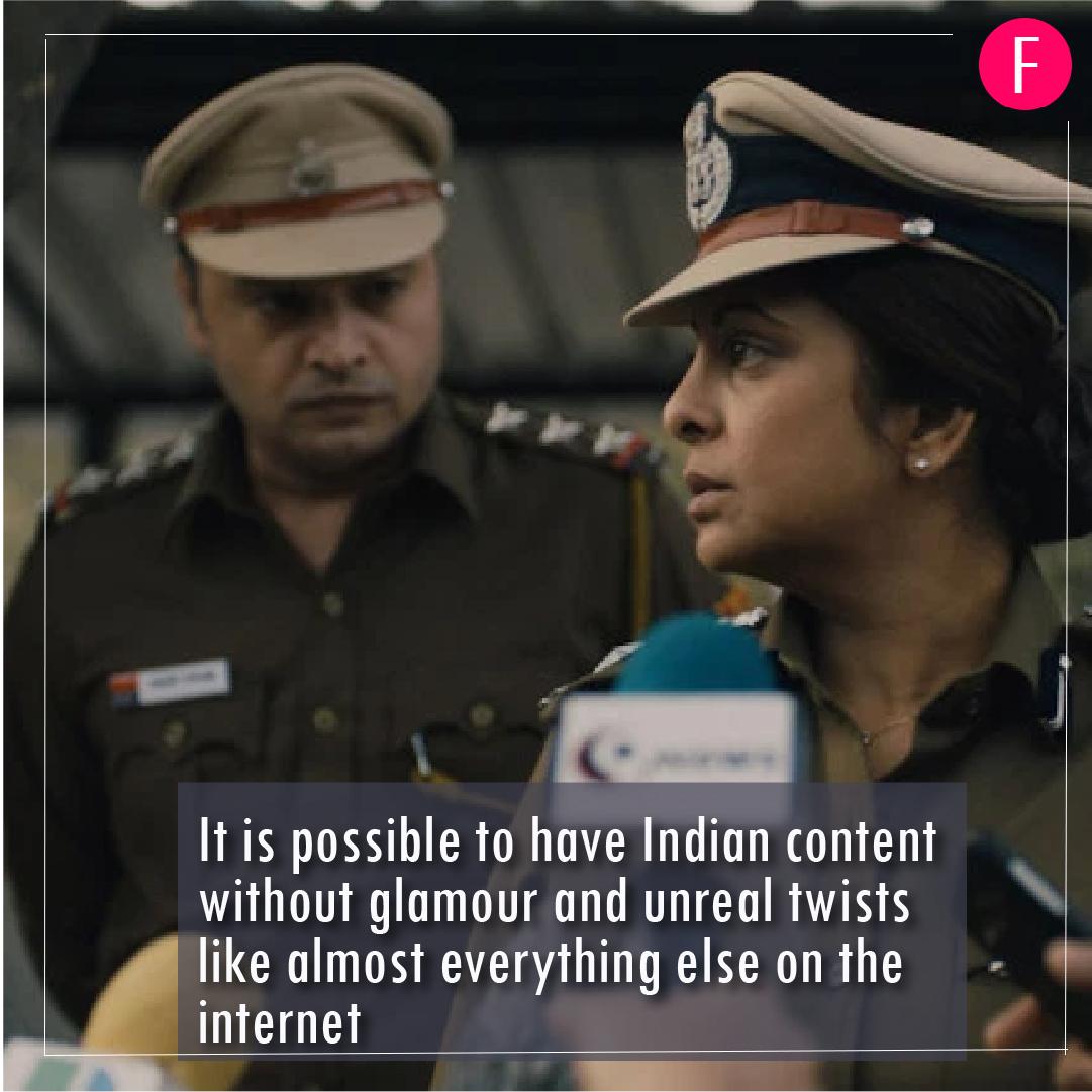 Delhi Crime, Netflix Serial, Delhi Gang rape
