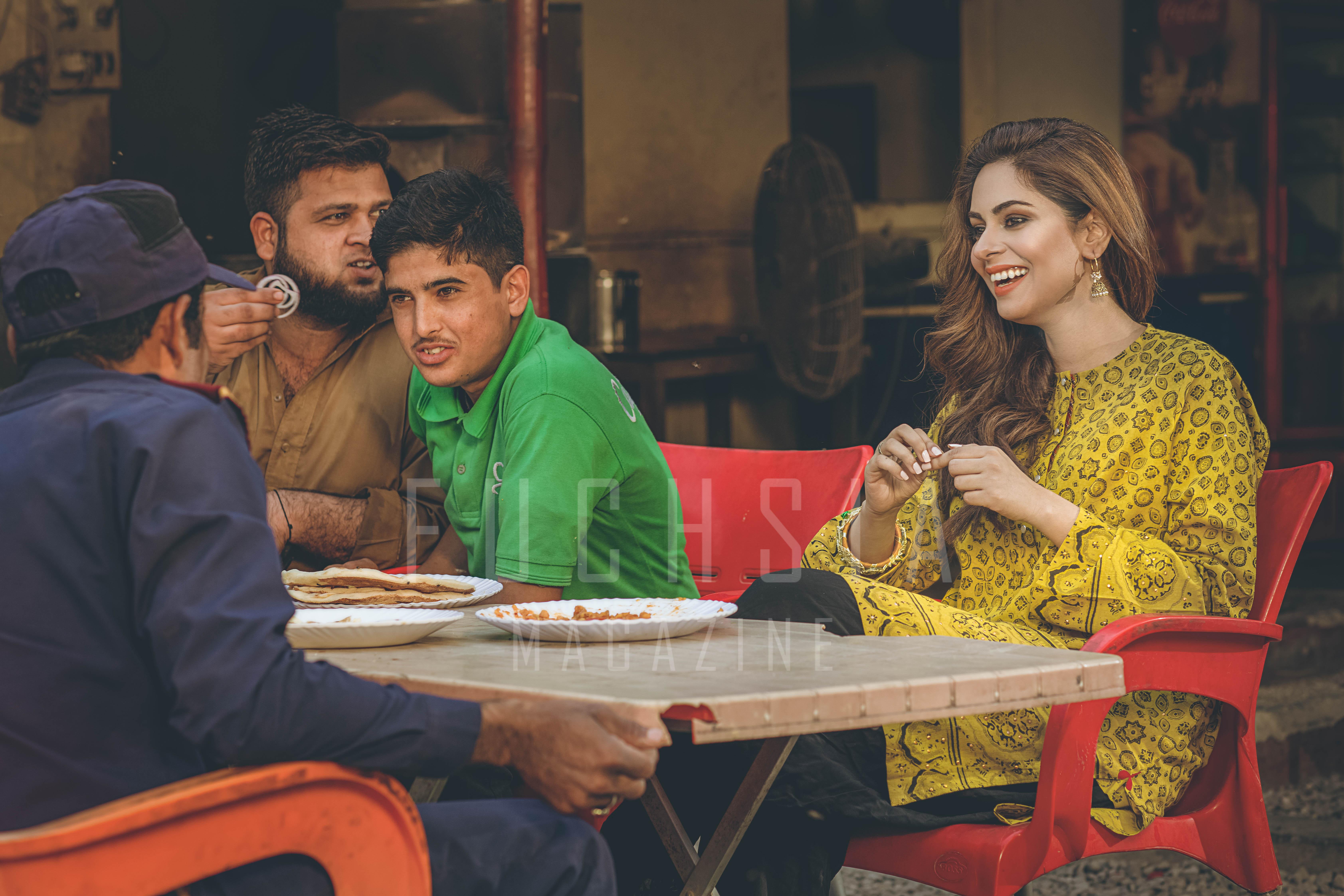 ajrak kurta, ajrak shirt, pakistani fashion