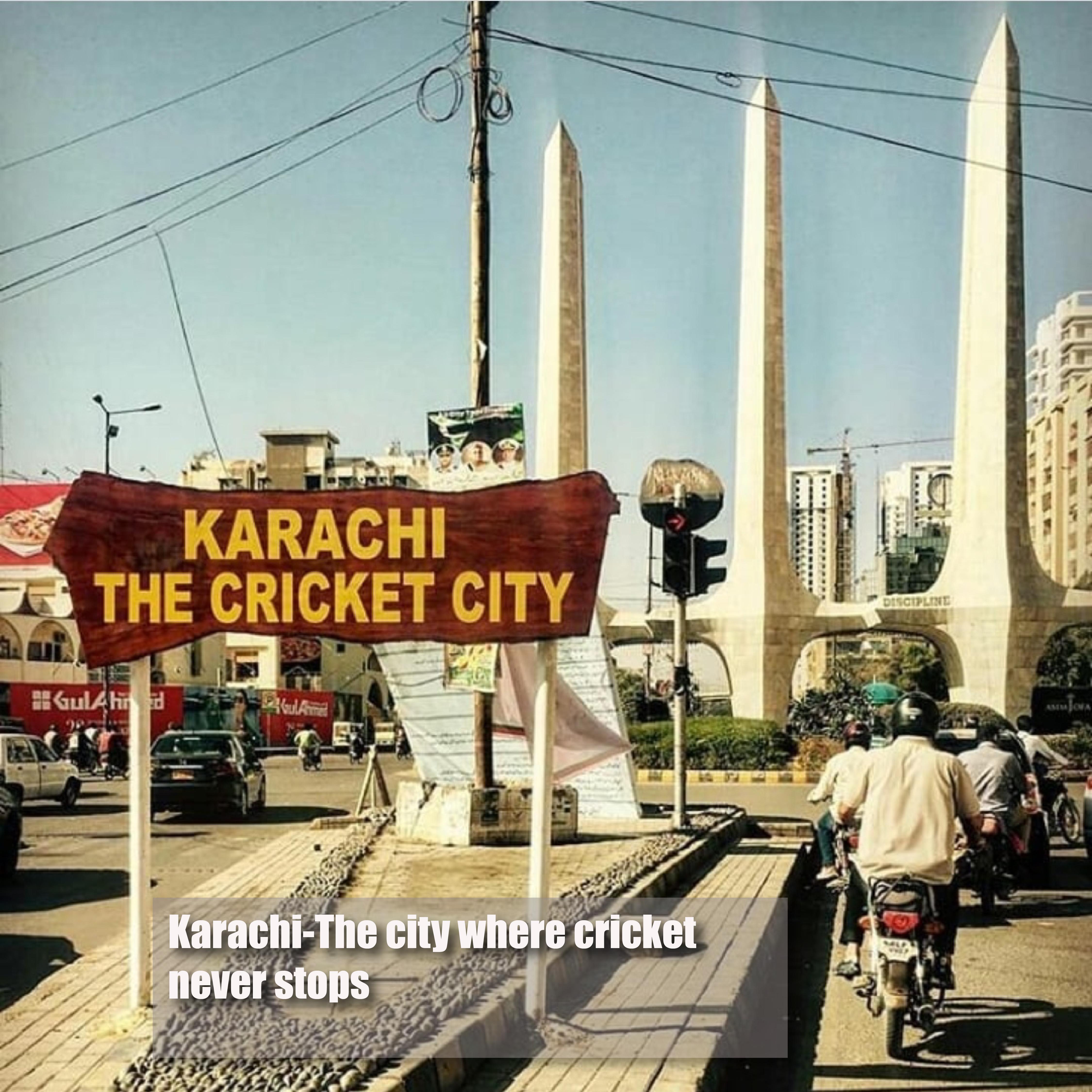 PSL, Karachi, Cricket