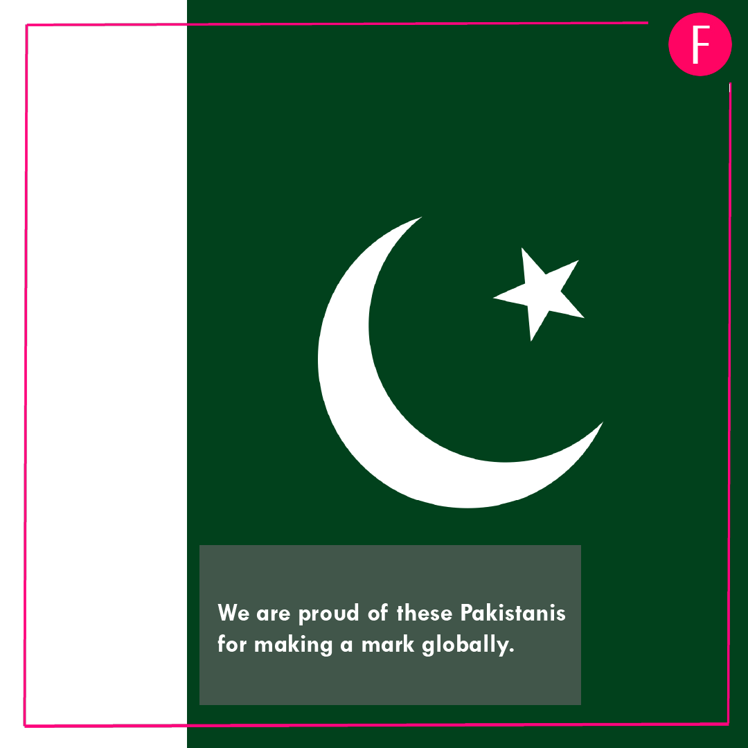 Forbes 30 under 30, Forbes list, Pakistanis in Forbes list
