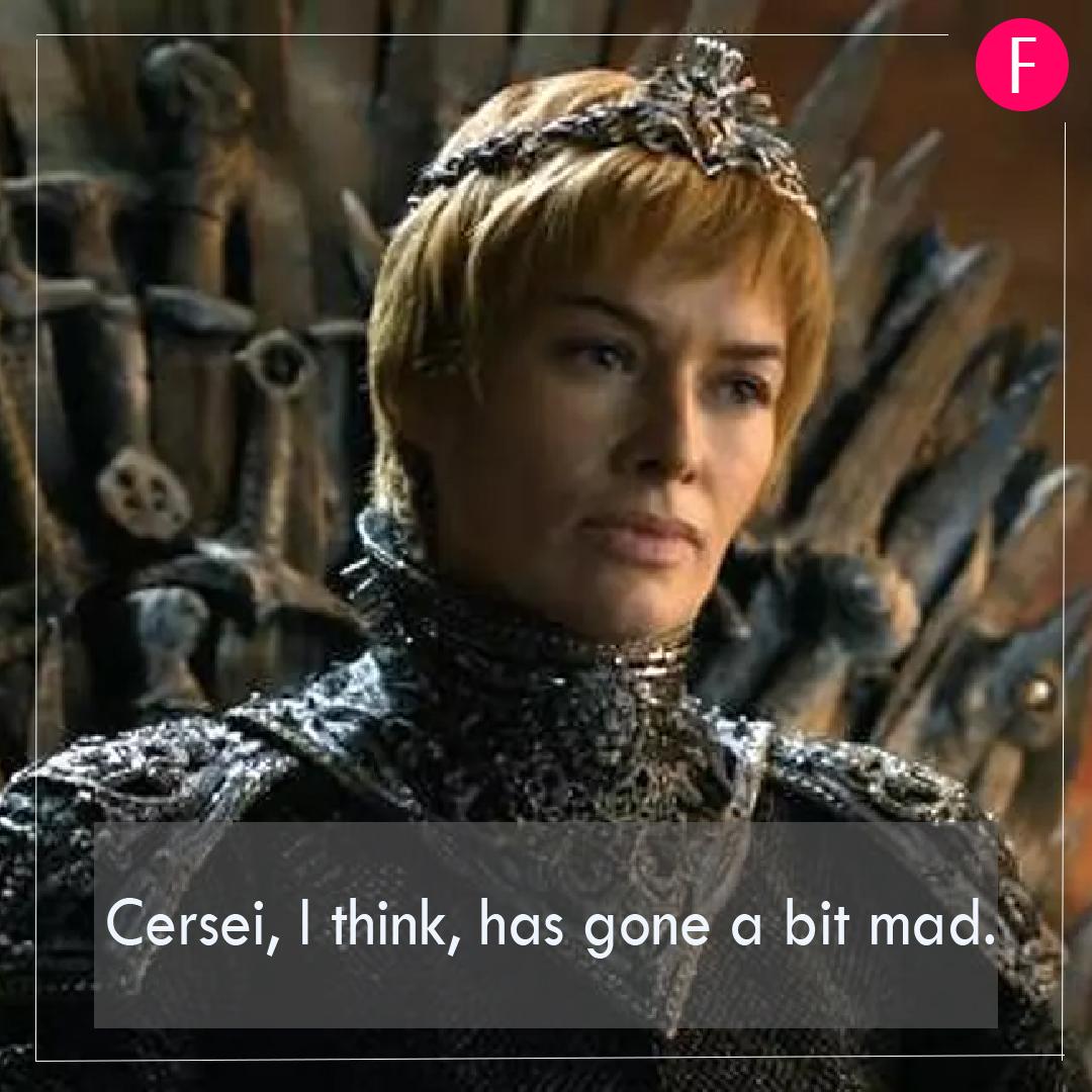 Game of Thrones, GOT Season 8, GOT, Cersei