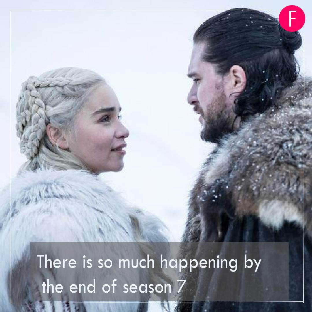 Game of Thrones, GOT Season 8, GOT